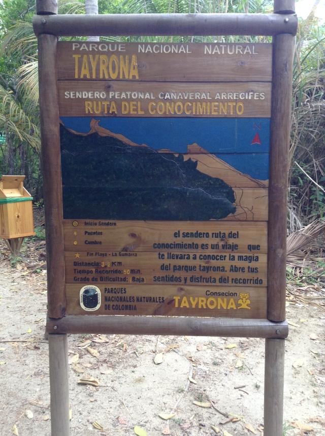 Ruta Caminata a las Playas