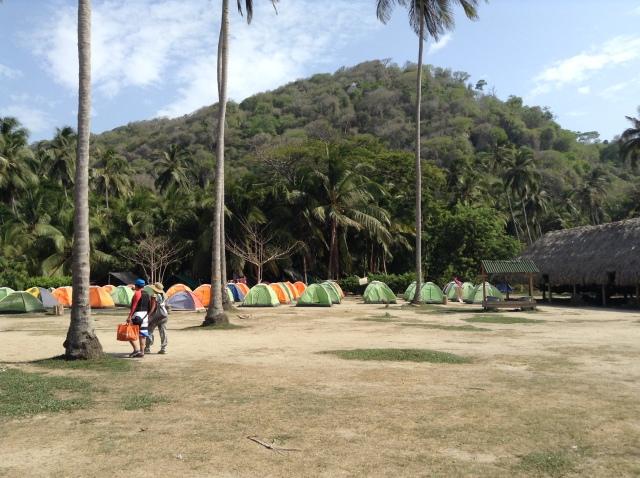 Campamento Cabo San Juan
